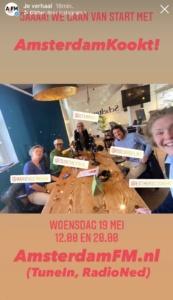 Amsterdam Kookt! @ Boekhandel Scheltema | Amsterdam | Noord-Holland | Nederland