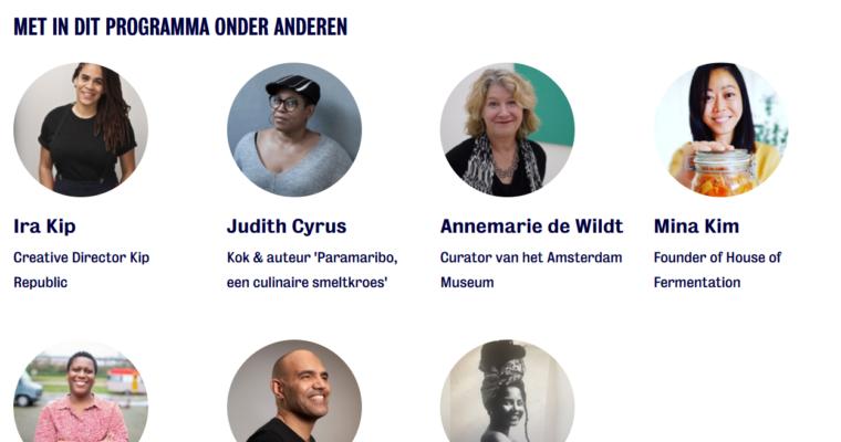 Nieuw Amsterdam – Free Heri Heri 2021